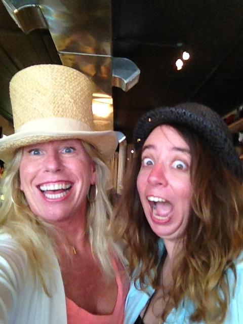 Birthday hats shopping