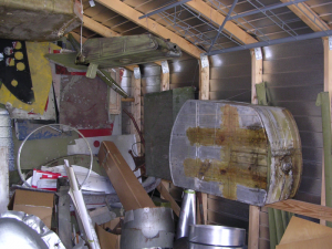 Shed of Buddy Parts