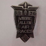 Air Races Medal